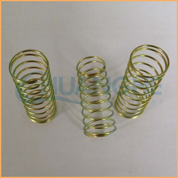 Factory direct metal spiral coil compression spring