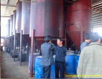 sale factory used engine oil recycling equipment