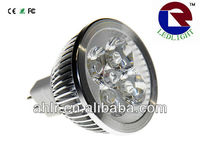 Mr16 led bulb 4w size 50*50mm