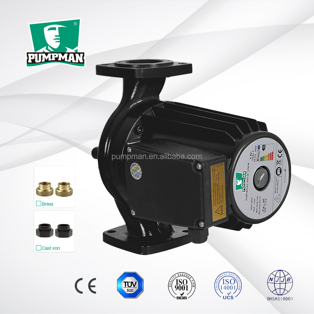Pumpman professional max head 12m circulation water pump price