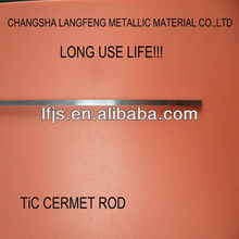 High Abrasive Tungsten Carbide Polished Rods for Hard Heat-Treated Steel & Nickel Alloy & Titanium Alloy