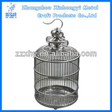 2016 Newest Hanging Metal Bird Cages Round Bird House China Supplier