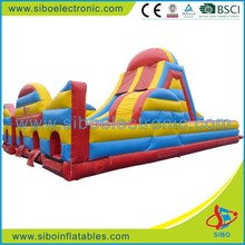 GMIF5002 New product innovative Inflatable Obstacle Course kids gym equipments
