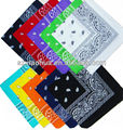 XH-1273 New 100% cotton headscarf promotional scarf