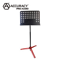 Professional Metal Sheet Tripod Music Stand