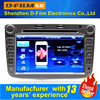 The newest windows 6.0.0 CE car dvd player with GPS navigation wifi 3G usb OEM radio RDS av vedio bluetooth dvd multilanguages