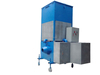 Hot sale biomass wood gasification burner for drying,spray coating line heat energy equipment