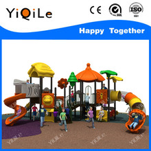 New huge colorful animal plastic kids used outdoor playground equipment for sale