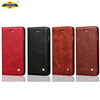 for Iphone 5 Slim Wallet Flip Cover case With Card Holder