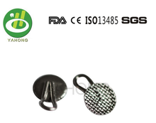 orthodontic traction hook