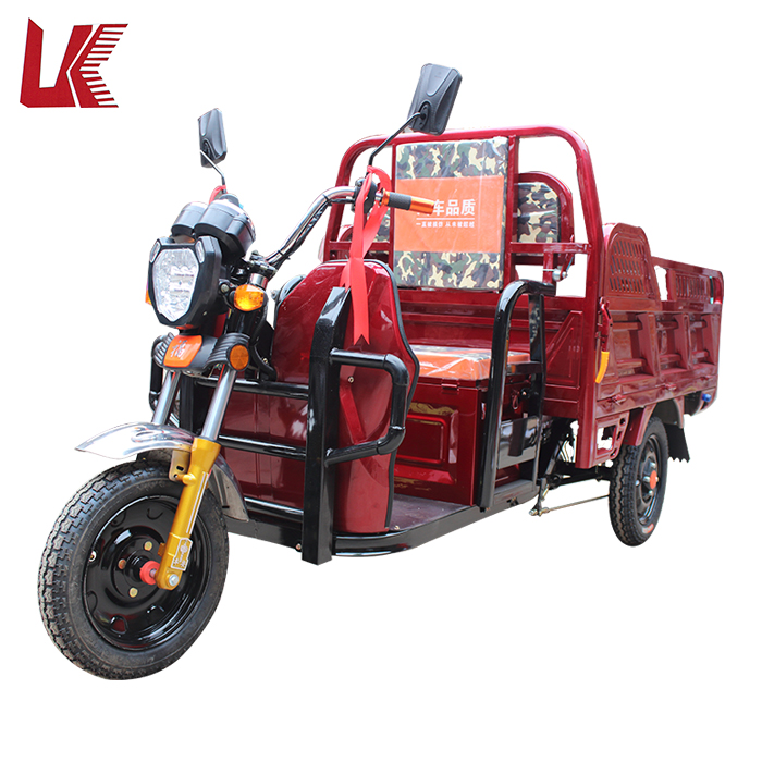 open adult electric vehicle/three wheel electric motor cycle/cargo used mobility scooter for adults