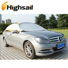Inflatable High Quality Padded Car Cover Sun Protection