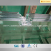 EN IGCC CSI Certificated 4mm Tempered Glass Flat and Curved