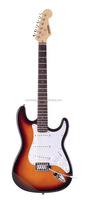 SAKURA electric guitar brown sunburst Squier Bullet