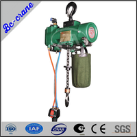 Air chain hoist 0.5T 1T