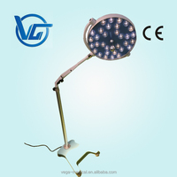 VG-Led01R dental surgical instruments mobile trolley type light