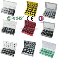 TC Rohs Certification Hardware Assorted Nitrile Rubber O-Rings