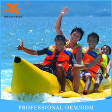 Hot Sale Summer Sports & Entertainment Inflatable Water Banana Boat