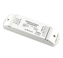 Bincolor DALI to 0-10v signal dimming converter led dimmer controller
