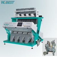 CCD Color sorting machine color sorter use for sorting rice
