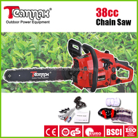 TM3800 cheap chain saw engines for cutting wood