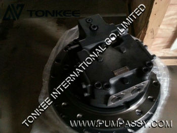 R300-7 travel motor assy & final drive assy 31N8-40011