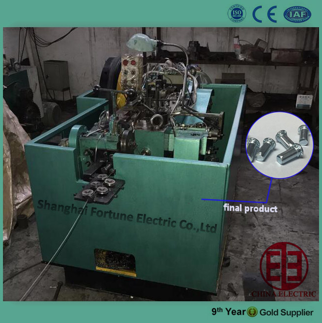 FXLD-12 series cold header machine for round head bolt