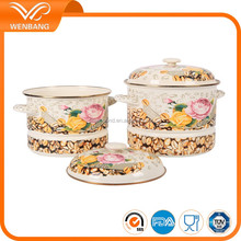 Hot selling pasta pot, large cooking pot for wholesales