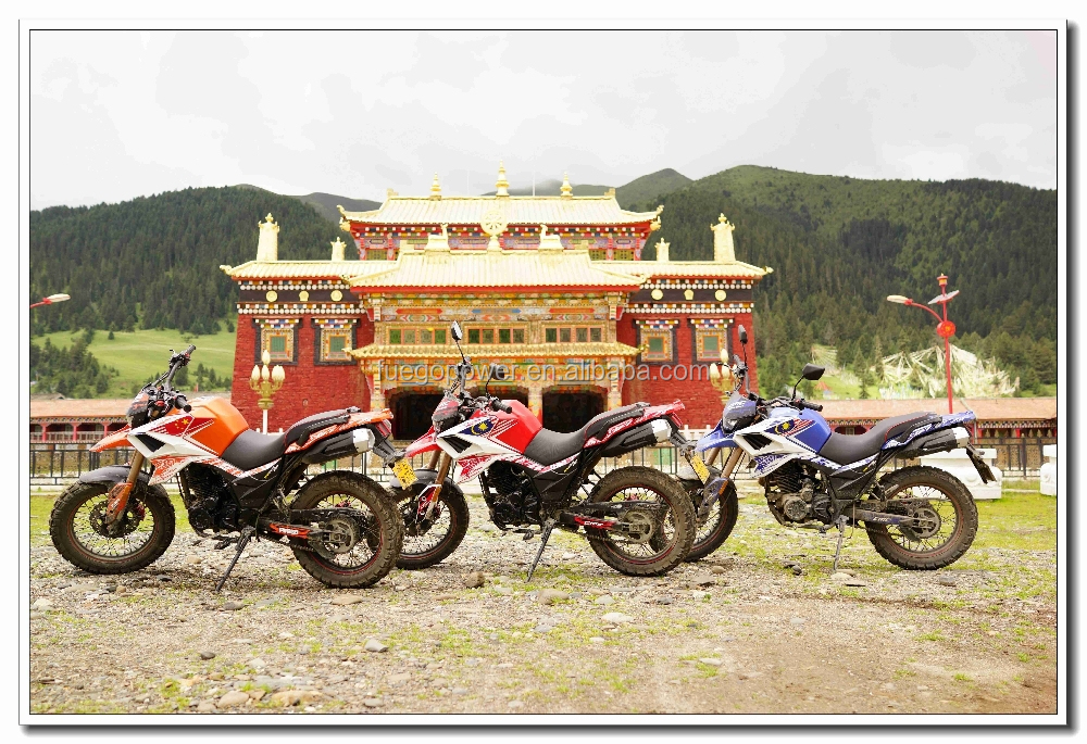 New self-design 250cc model, hot product quality reliable Tekken, best motorcycle for sale 250cc dirt bike