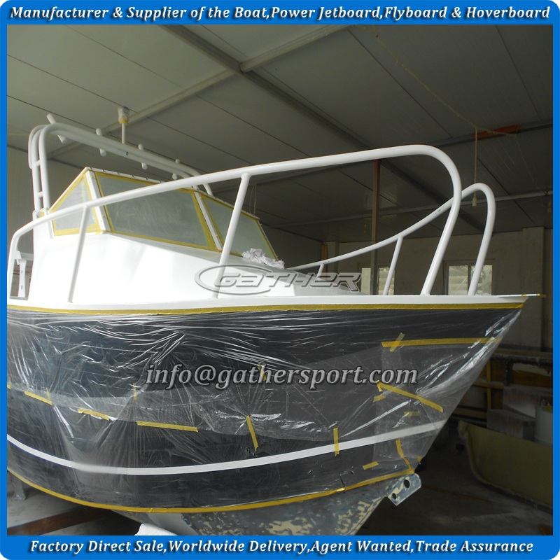 Gather 19ft aluminium cuddy cabin boat, small aluminum cuddy cabin boat, small aluminum cuddy cabin boat for sale