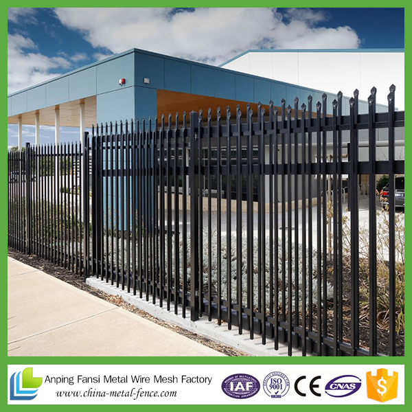 Buy Wrought Iron Steel Fence Supply