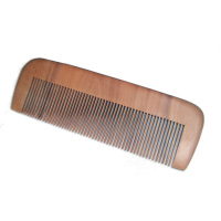 Wholesale wooden combs sandal wood comb for hair, natural hair care healthy wooden combs