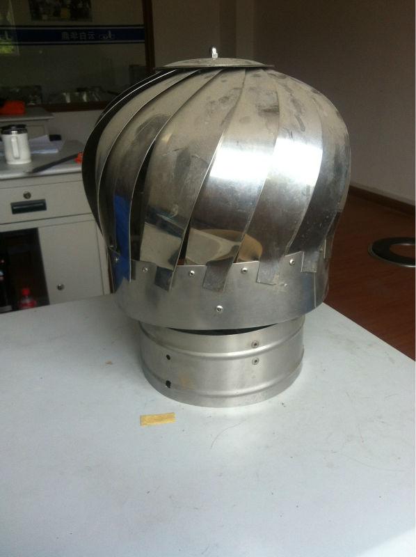 chapeau de ventilation en acier inox pour chemin e et. Black Bedroom Furniture Sets. Home Design Ideas