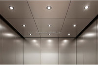 Stainless Steel Interior Elevator Ceiling