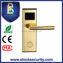 Digital keyless hotel door lock for hotel home and office