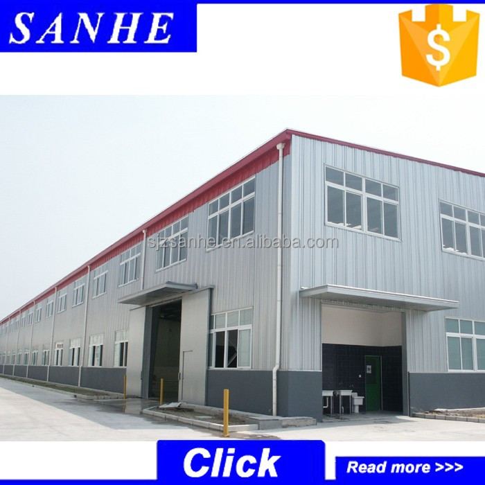 steel workshop / metal building materials