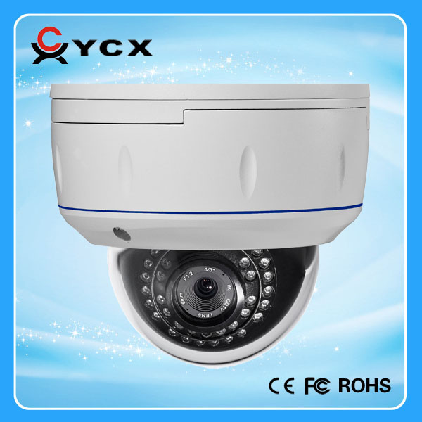 700TVL Sony CCD 960H Outdoor Vision Day Night Switch IR Dome Vandalproof Bullet Video CCTV Camera Support Privacy Mask