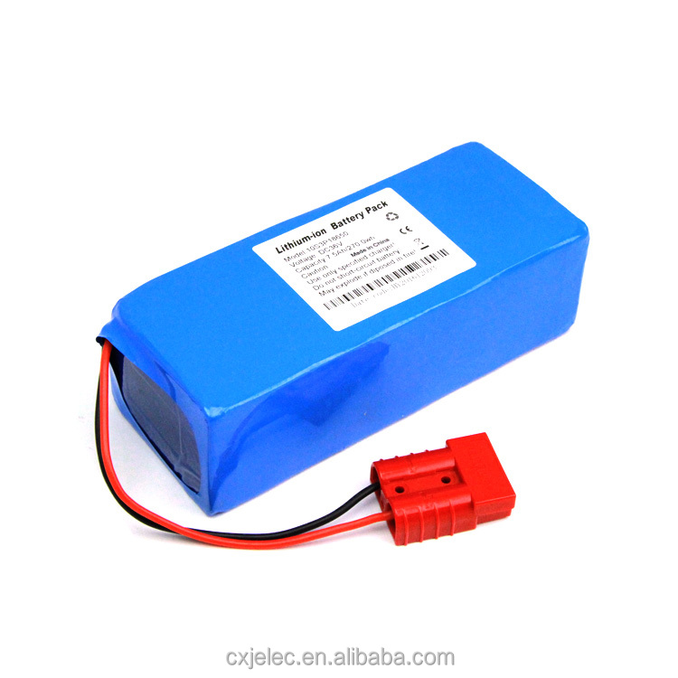 72V 40Ah Customized lifepo4 lithium ion battery pack for euro-market