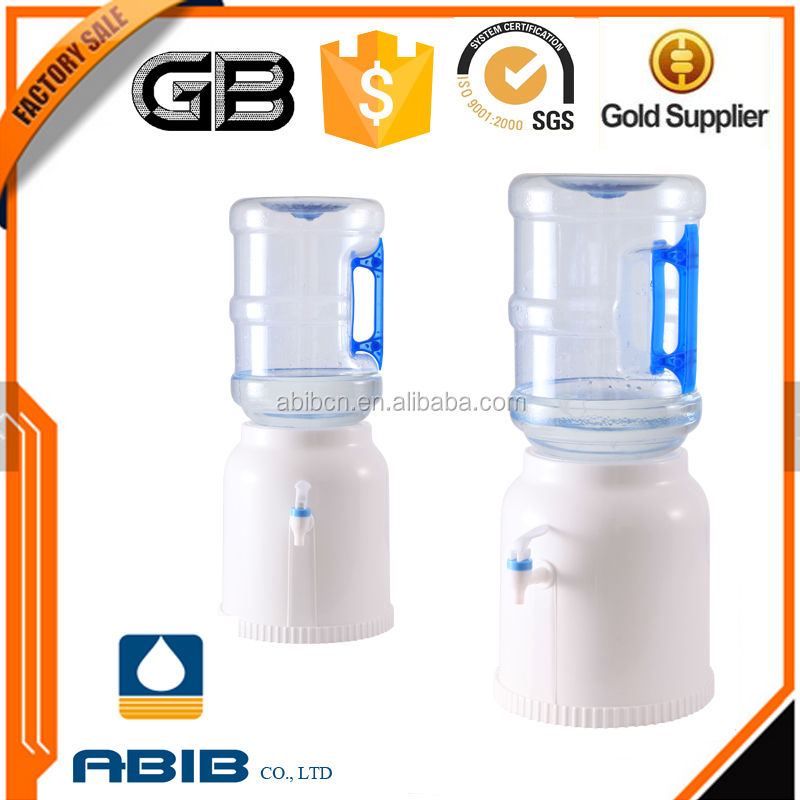Wholesale lowest price desk top non-electric mini water dispenser in China