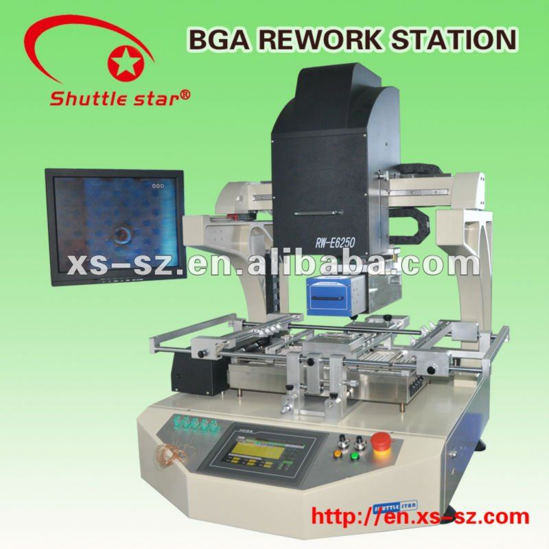 RW-E6250 desoldering vacuum station for BGA repair