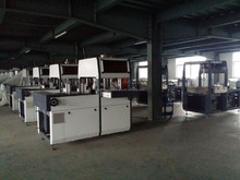 GS-230 Autoamtic Cardboard Carton Rigid Paper Box Making Machine