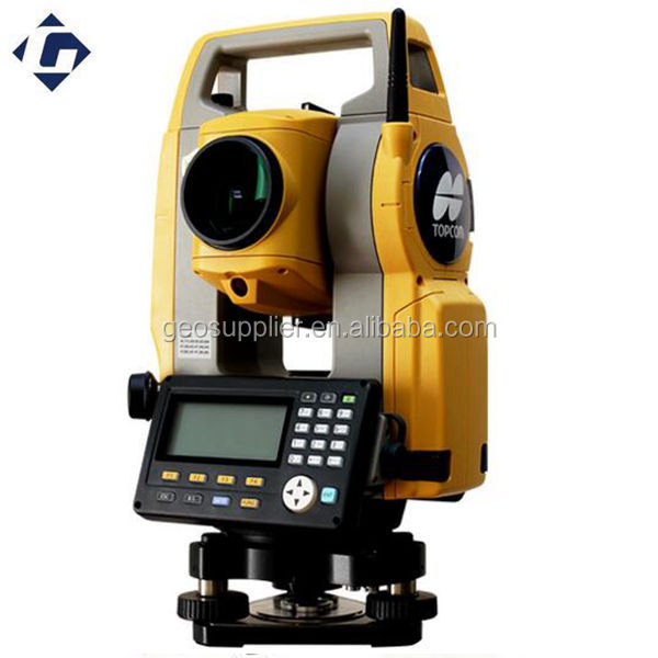 "Best-selling 5"" topcon ES105 total station price, estacion total topcon es 105 topcon total station es series with guide light"