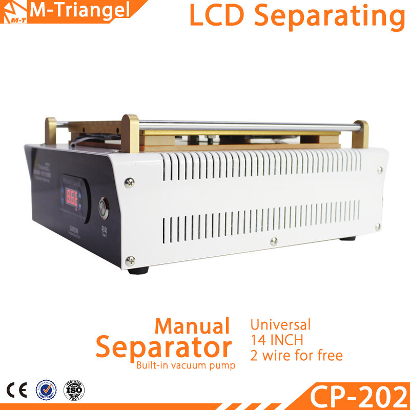 Ipad repair machine manual LCD separator machien best remover screen
