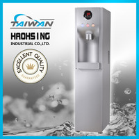 wholesale sparking hot and cold ro plastic water dispenser price