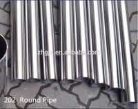 304 Stainless Steel Pipe with China Manufacturer Low Price