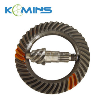 Dongfeng 6x39 EQ153 Crown wheel Pinion
