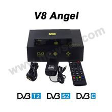 Wholesale Promotion New Hot digital satellite receiver super tv box max