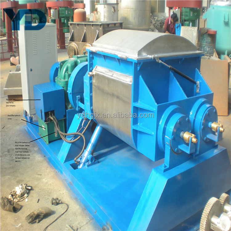 Car Paint Mixing Machine/Paint/Bentonite Kneader With Electrical Heating/Steam Heating
