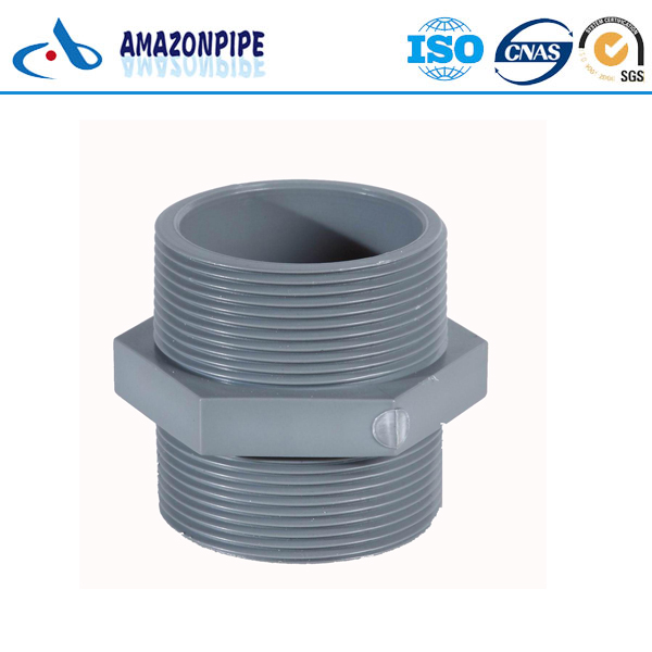 Plastic pipe fitting UPVC/PVC-U/pvc union joint for water supply