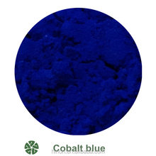 China Supplier Inorganic Cobalt Blue Color Pigment for Ceramic Painting